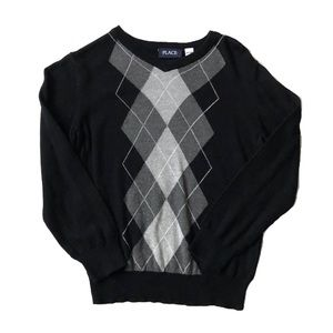 Boys Children's Place 7/8 sweater